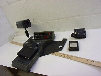 Kustom Signals Eyewitness Police Care Video System