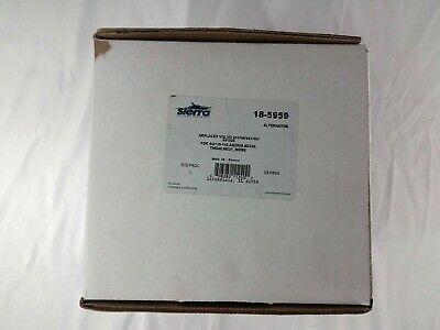 Sierra 18-5959 Replaces Volvo Penta 841766 941765 841000 Alternator