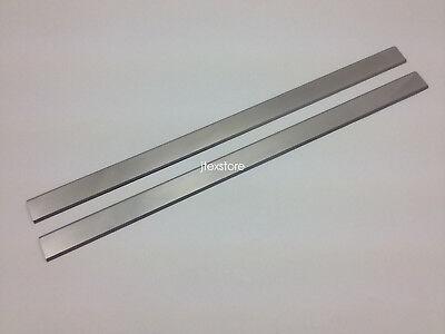 12-12 Hss Planer Blades For Jet 708522 Jwp-12-4p Craftsman 233780 -set Of 2
