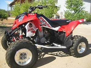 2007 Polaris Outlaw 525 IRS Northam Northam Area Preview