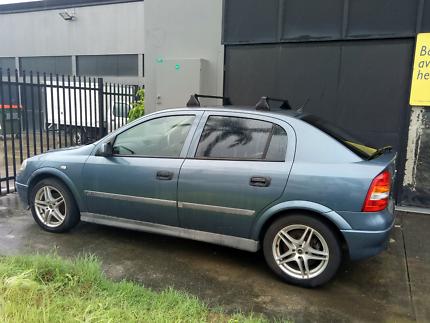 Holden Astra 2001 hatchback