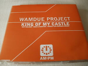 WAMDUE-PROJECT-KING-OF-MY-CASTLE-UK-CD-SINGLE