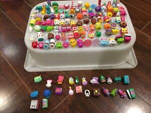 Lot de Shopkins