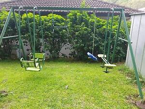 Swing set - kids swings. FREE Oatley Hurstville Area Preview