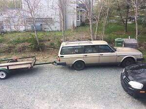 Volvo 240 excellent condition with safety.