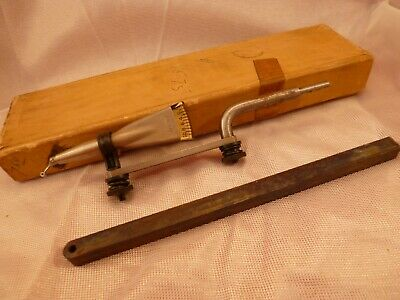 Vintage Nos Lufkin Test Indicator No. 199 Machinist Tool Maker Usa Lot2