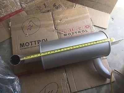 4191361 Muffler Fits Hitachi Excavator Ex200 Ex200k Ex200-1 Ex200lc-1 6bd1