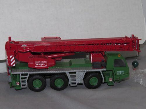 Conrad 2100 Scholl Liebherr LTM 1070 Mobile Crane 1:50 NEAT Hard to find!