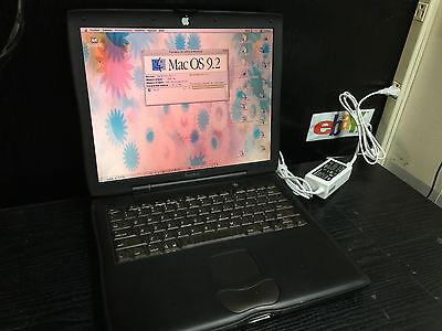 Старинные компьютеры Apple PowerBook G3 400