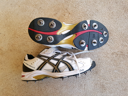 Asics Cricket Shoes just for $70 or near offer
