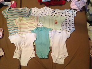 Baby girl clothes! Ranging from 0 to 3 months London Ontario image 8