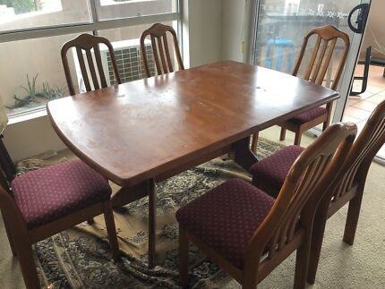 dining table chairs in Hurstville 2220, NSW | Dining Tables ...