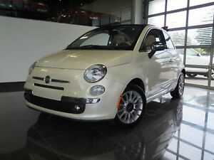 FIAT 500C LOUNGE|CONVERTIBLE|CUIR|BOSE|