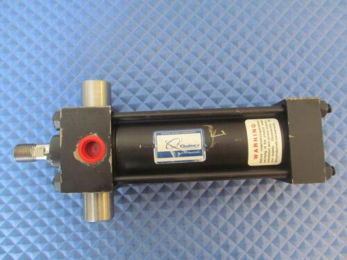 NOS Quincy Cylinder 2.00 X 4.00 NC 7L ER HYD 1045 PSI