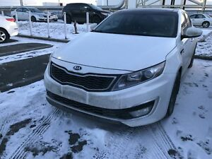 2013 Kia Optima Hybrid EX Toit panoramique Mags Bluetooth