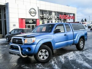 2006 Toyota Tacoma AS IS, V6, Standard, SR5, A/C