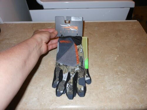 Sitka Gear Hanger Gloves Optifade Elevated II Men
