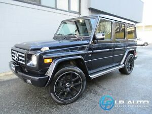 2010 Mercedes-Benz G-Class G550 4MATIC! MINT! Upgraded 21 AMG Wh