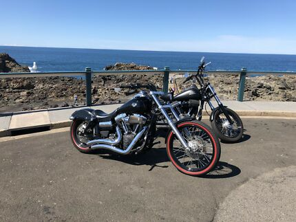 Wide glide Campbelltown Campbelltown Area Preview