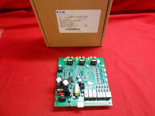 EATON S611-PCB-302P PUMP COTROL-CONTROL BOARD 302 AMPS - NEW IN BOX!
