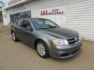 2012 Dodge Avenger Sedan SE FWD !