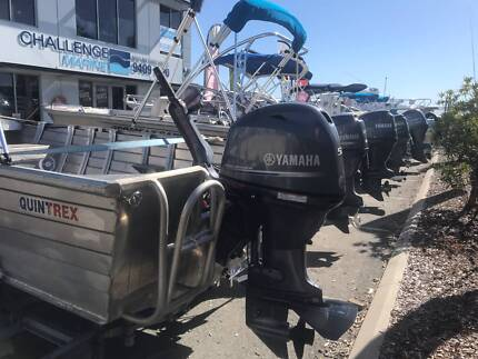 Used - Quintrex / Yamaha Packages