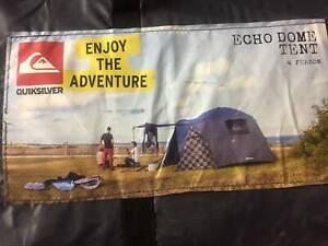 Quicksilver Echo Dome Tent - 4 Person