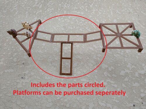Hermit Crab Climbing Playground - Bridge Kit