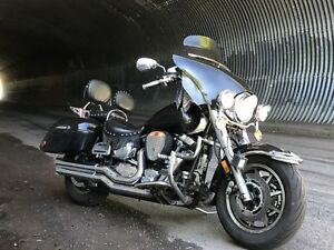 2005 Yamaha Roadstar Midnight Special 1700