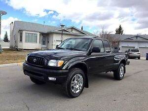 2002 Toyota Tacoma 4X4 TRD Off Road Extended Cab