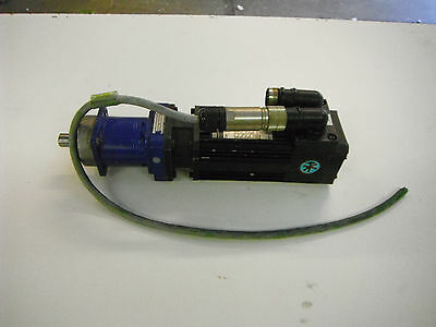 Servo Motor With Gear Reduction 2095