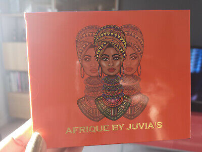 Juvia's Place - The Afrique Eyeshadow Palette - 12 pigmented shadows
