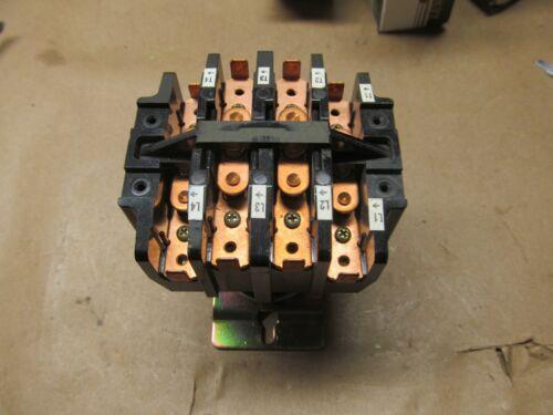 10- NEW FURNAS  4 POLE 30 AMP CONTACTORS 24VDC COILS