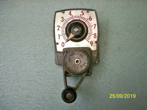 Chain Driven Mechanical Speed Controller Tensioner
