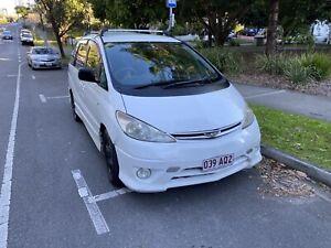 Toyota Estima Aeras S (Tarago) Auto 4x4 2003 yr