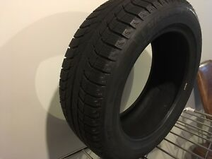 Michelin Tire (single)...215/55/R17 X-Ice