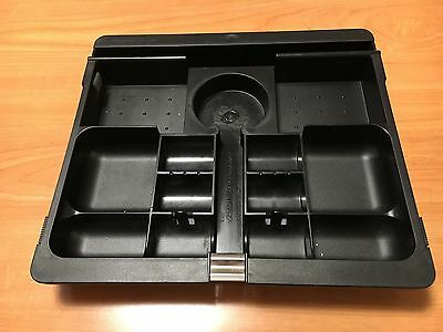 3m C-71 Desk Drawer Organizer Tray Black
