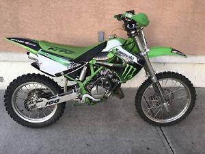 1999 Kawasaki KX 100