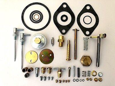 John Deere Late B Tractor Major Carburetor Repair Kit Dltx67