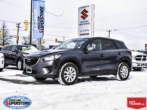 2015 Mazda CX-5 GX AWD ~SkyActiv Technology ~Bluetooth