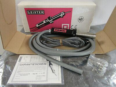 Leister Welder Heat Air Gun 1400w 220v European Plug Nib