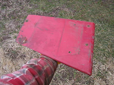 Farmall 544 Series Tractor Ih Front Radiator Side Cover Panel