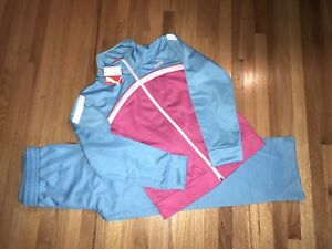 NEW Girls size 8 Puma Track suit
