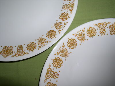 Corelle Butterfly Gold - Assorted Corelle BUTTERFLY GOLD Pattern Dinnerware & Serving Pieces
