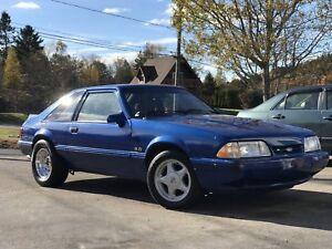 1989 Ford Mustang 347 stroker
