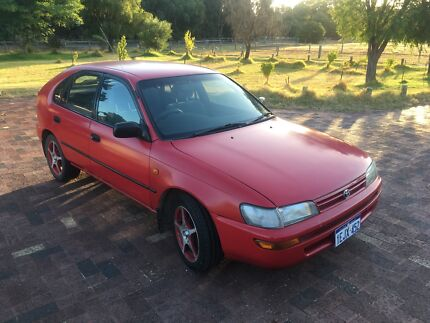 Toyota Corolla 1995 North Dandalup Murray Area Preview