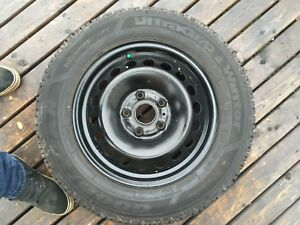 Goodyear ultragrip winter tires 195/65/15 brand new pretty much