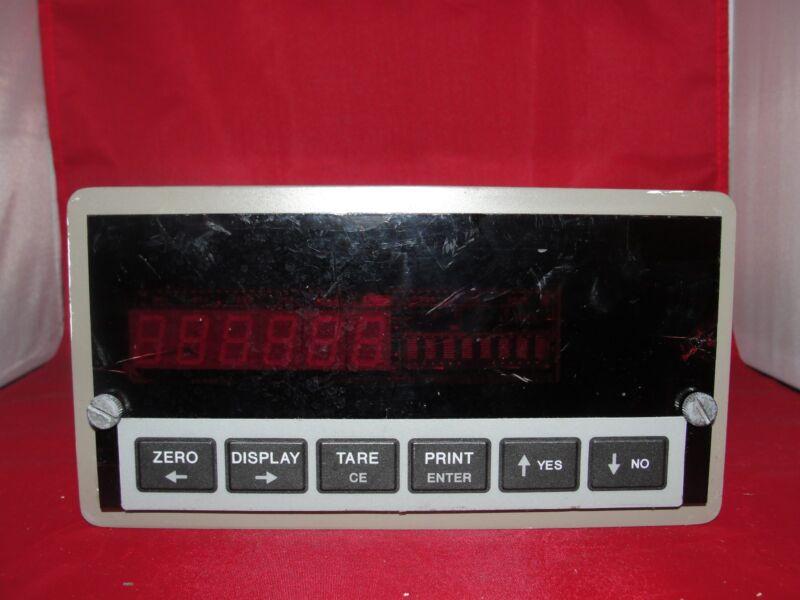 EATON Consolidated Controls CONDEC DLR334-11 Digital Pressure Indicator