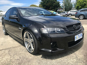 2007 Holden Commodore SS-V 60 Aniversary Automatic Invermay Launceston Area Preview