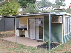Shack / On-site Caravan and Solid Annexe at Younghusband Morphett Vale Morphett Vale Area Preview